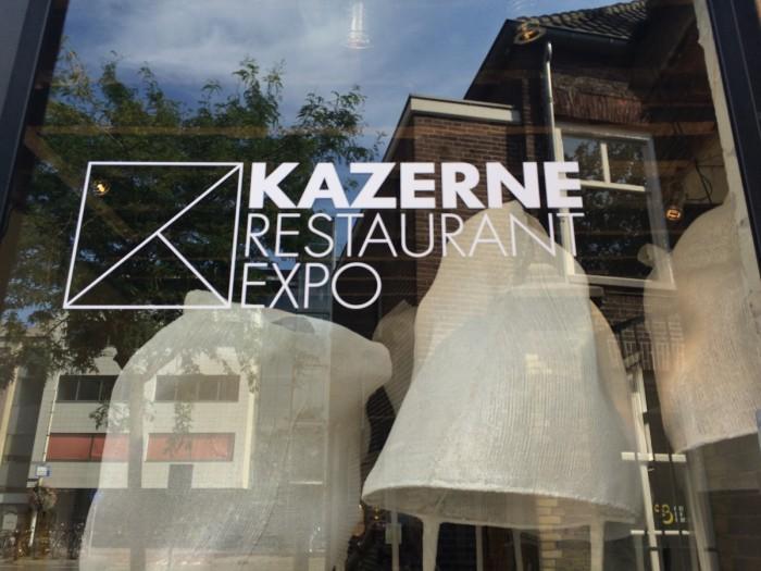 Kazerne Eindhoven Schaufenster