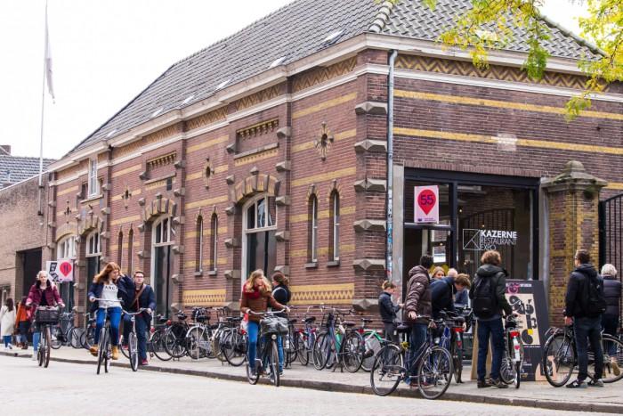Kazerne Eindhoven Ansicht Aussen